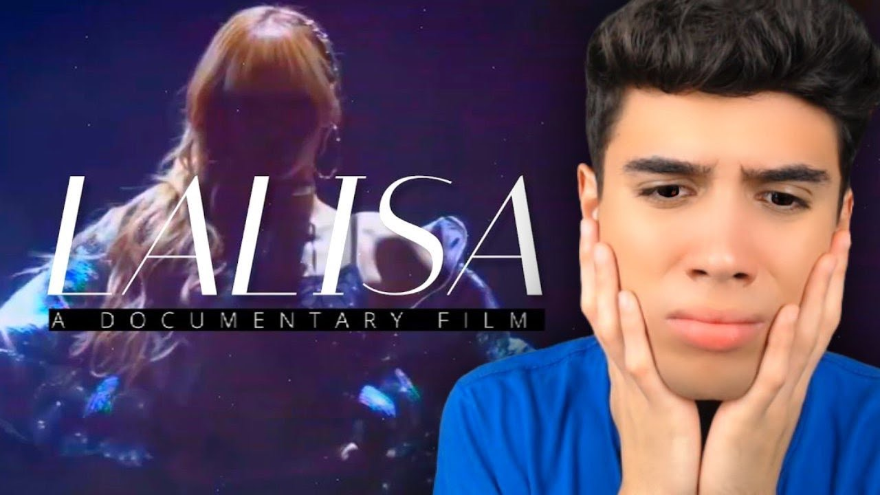 Can't Stop Crying 😭 LALISA (A Documentary Film) REACTION