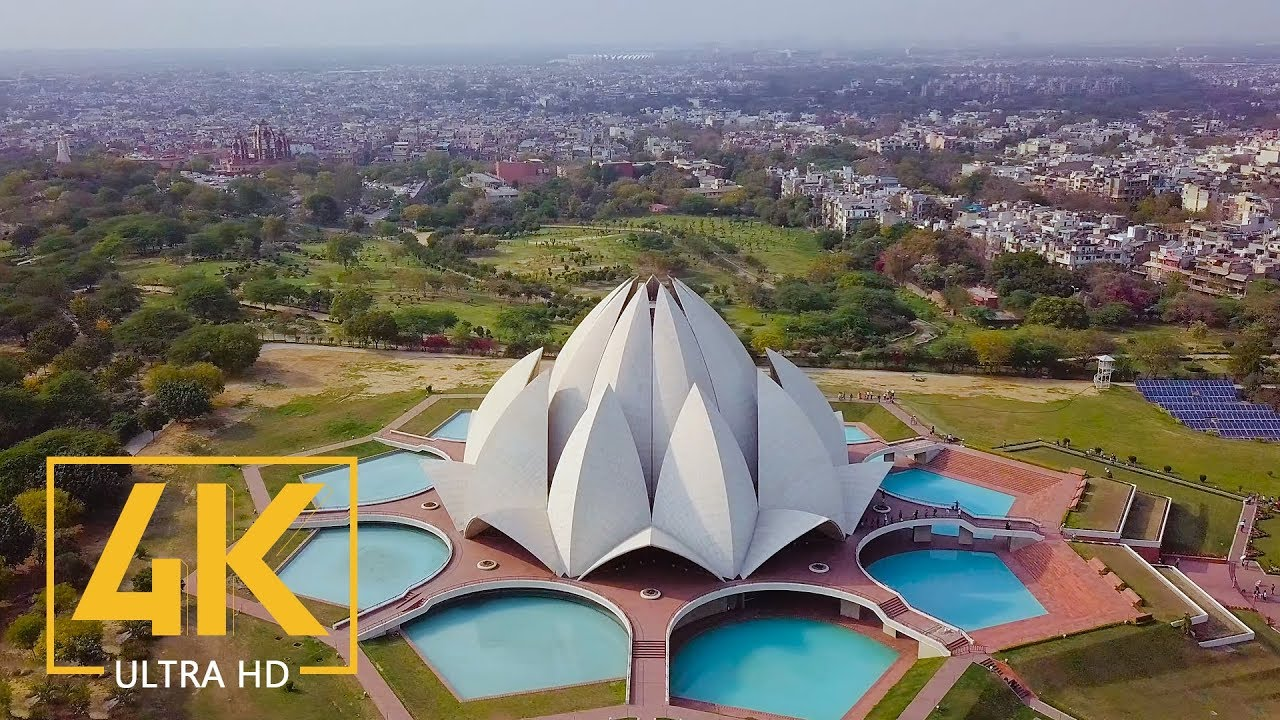 Delhi, India - 4K Urban Documentary Film with City Sounds - Best of India