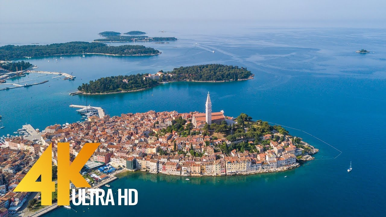 CROATIA Lovely Townscapes - Cities of the World   Urban Life Documentary Film - Episode 1