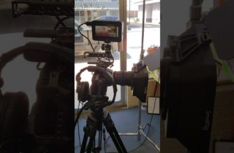 How I shot my interview for my upcoming documentary film. #shorts